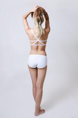 Women sexy body