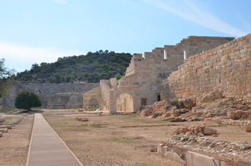 Patara Antik Şehir