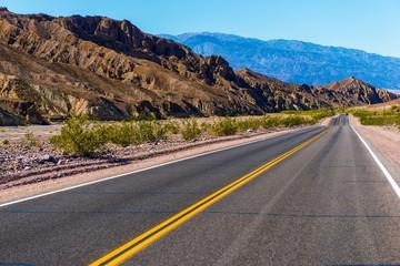 Wall Mural - California Desert Highway