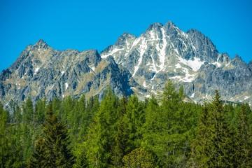 Wall Mural - Slovakian Tatra Mountains