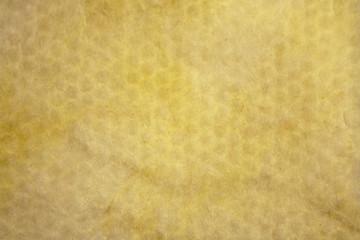 Glass Wool Yellow Texture