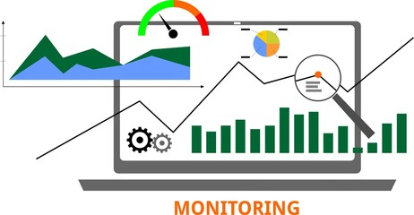 vector - monitoring