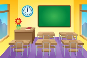 Classroom theme image 1