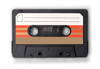 Tape, isolated, dirty.