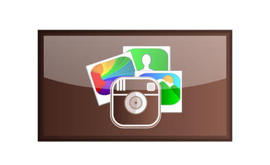 social media images icon