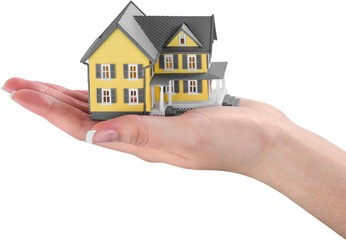 House, Residential Structure, Real Estate.