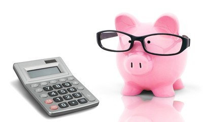 Obraz Budgeting, budget, saving. - fototapety do salonu