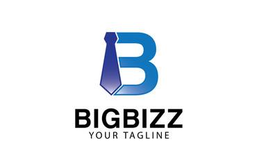 Big bizz logo template