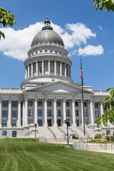 Wall Mural - Utah State Capitol Building, Salt Lake City