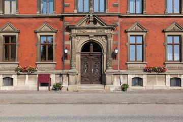 Herrenhaus Gemeindeverwaltung Wedderstedt