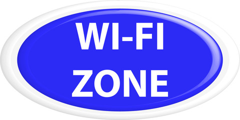 Button wi-fi zone