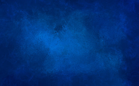sapphire blue background with marbled texture