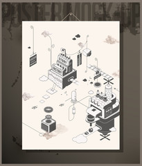 Poster- Story Factory