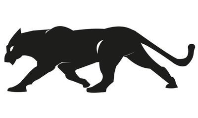 Schwarzer Panther, Panter, Leopard