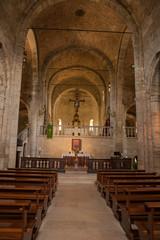 Il duomo di San Leo, San Leo, Rimini, Emilia Romagna, Italia