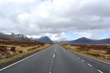 Road to Glencoe