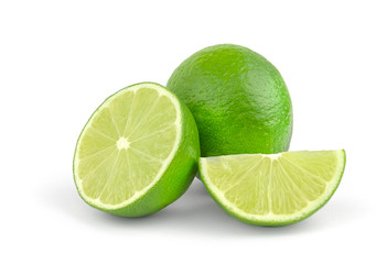Chopped lime