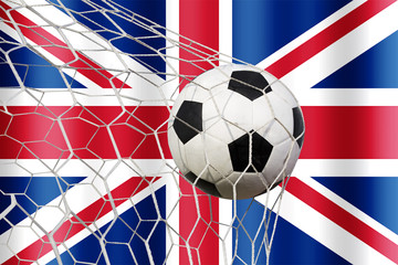UK soccer ball