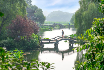 Chinese historical and cultural town