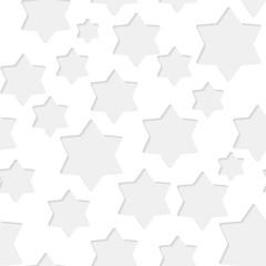 Stars  Seamless paper pattern