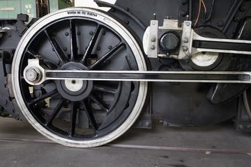 verkehrshaus der Schweiz Elektrischer Zug Fahrwerk
