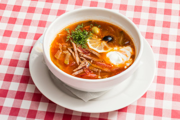 solianka soup