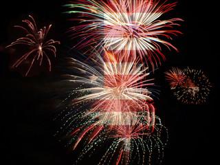 independence fireworks