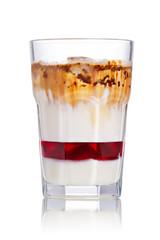 Yummy milkshake