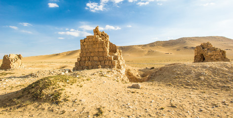 Landscape near Palmyra, Syria
