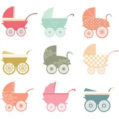 Baby Stroller Elements