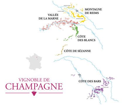 Vignoble de Champagne