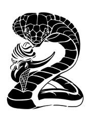 Snake and Ice cream / растровый рисунок 5,120 x 7,200 пикселей в 240 DPI