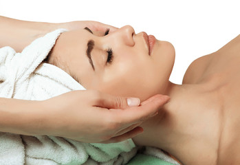 anti aging facial massage