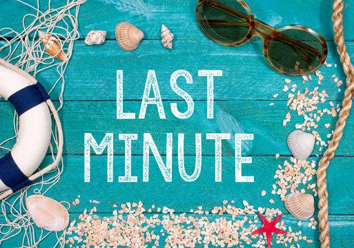 Last Minute Holidays