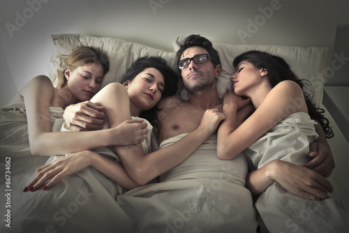 Thumbs jillian janson sydney cole creampie threesome