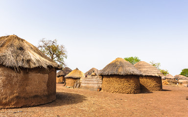 House in Ghana, Africa