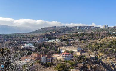 Rocks of Crimea, Ukraine