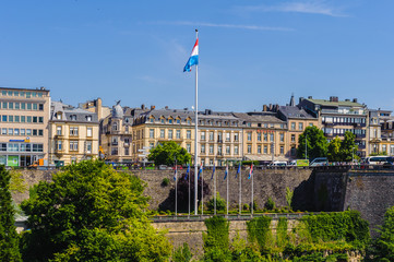 Luxembourg, capital of Luxembourg