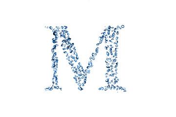 one letter of alphabet