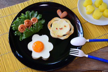 Breakfast for kids