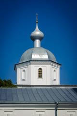 Architecture of the Valaam Monastery (Valamo), an archipelago of Lake Ladoga,Republic of Karelia, Russian Federation.