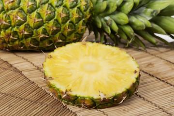 ananas fette