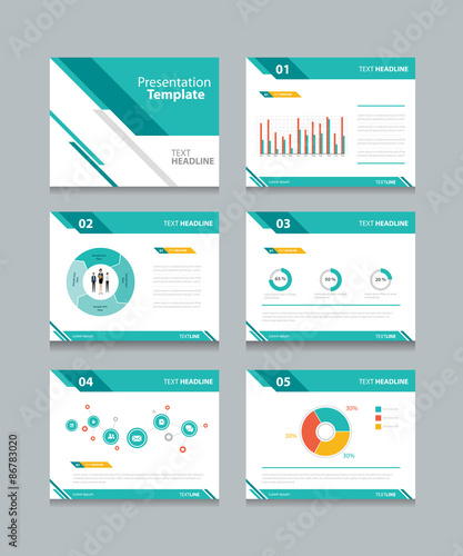Super business presentation template set.powerpoint template design  YO47