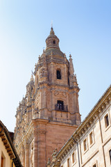 Cathedral in Salamnca, Spain