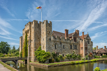 Hever Castle in Kent, England Wall mural