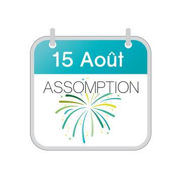 15 Aout