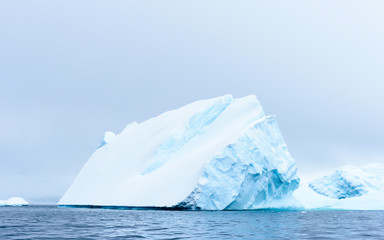 Beautiful iceberg in Antarctica
