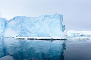 Beautiful iceberg in Antarctica