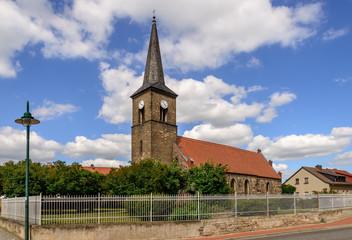 Dorfkirche in Hennickendorf Wall mural