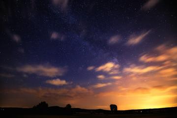 Under the Franconian Starlit Sky